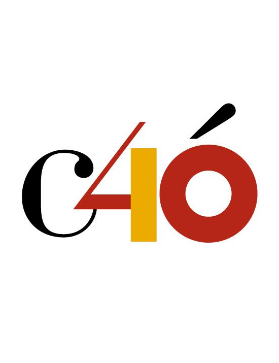 Logo 40 aniversario de la Constitución